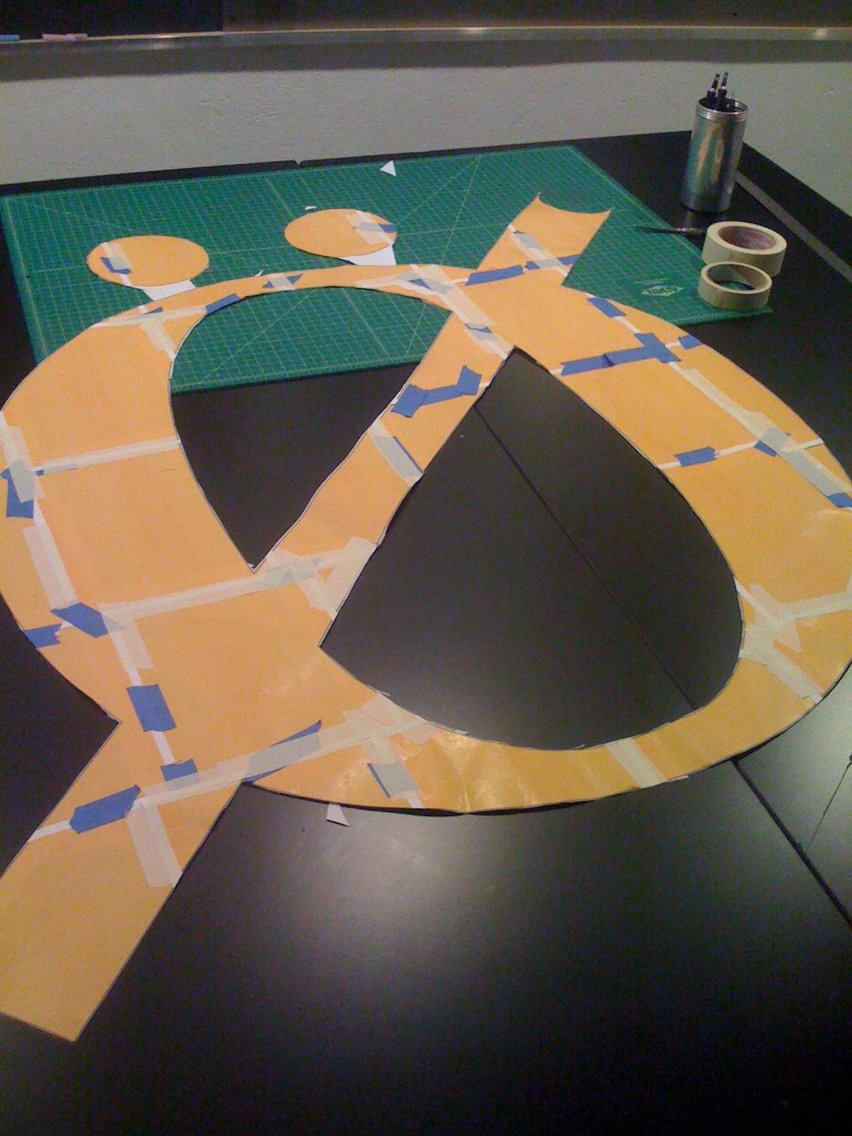 ö paper pattern